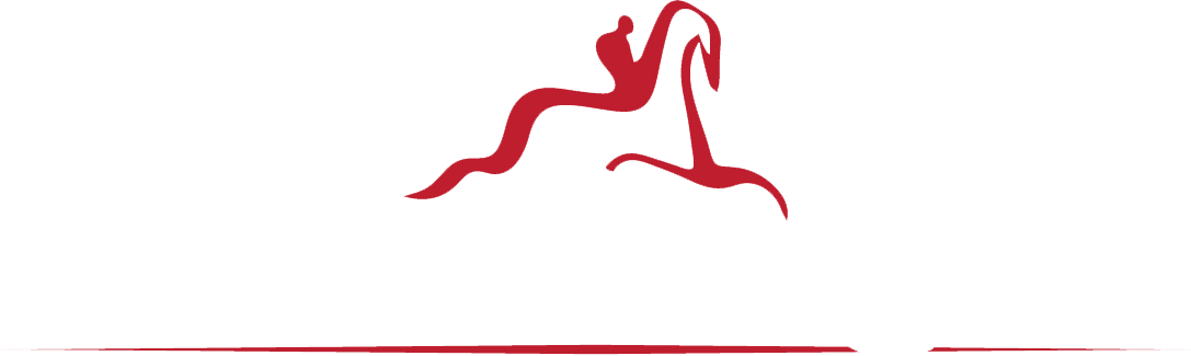 Pinkham Equine White Logo